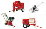 Concrete Equipment Rentals in Cincinnati OH