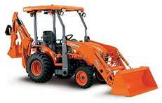 Where to find KUBOTA  B26  TRACTOR  LOADER  8  BACKHOE in Cincinnati