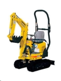 Where to rent EXCAVATORS  4.5   MINI in Cincinnati OH
