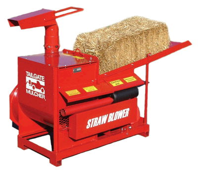 Where to find STRAW BLOWER TAILGATE in Cincinnati